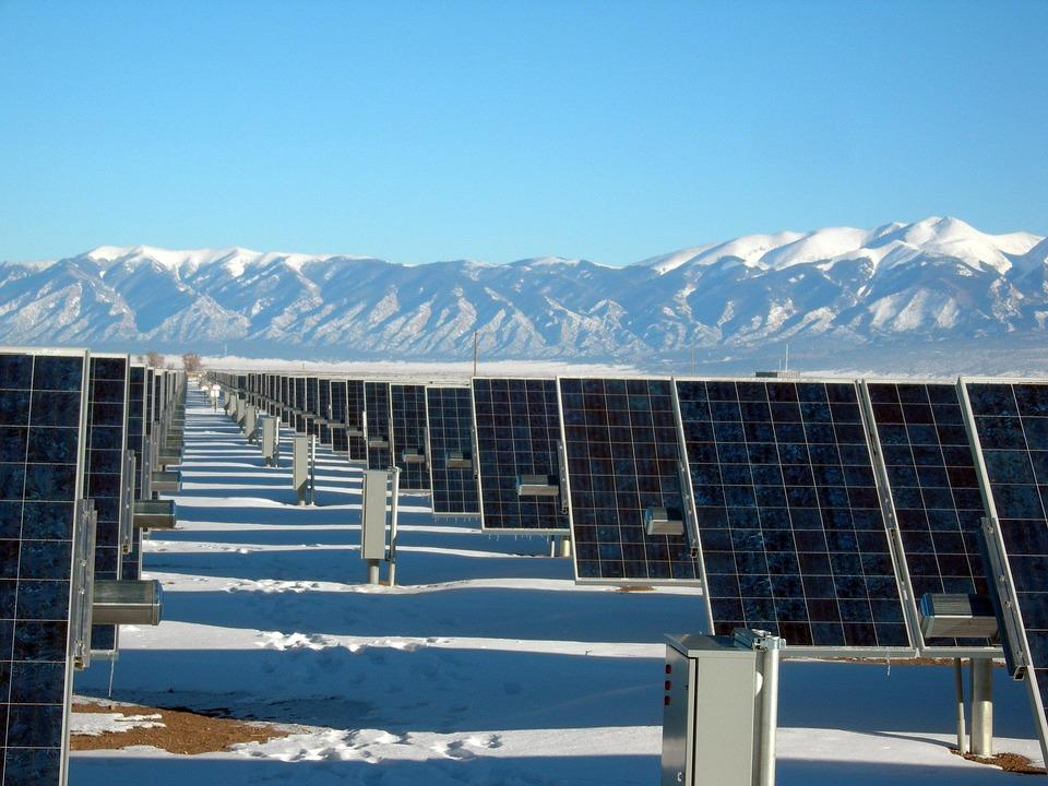 napelem park létrehozása